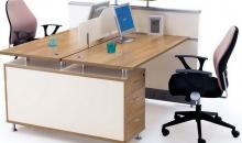 Office tables and chairs with feng shui